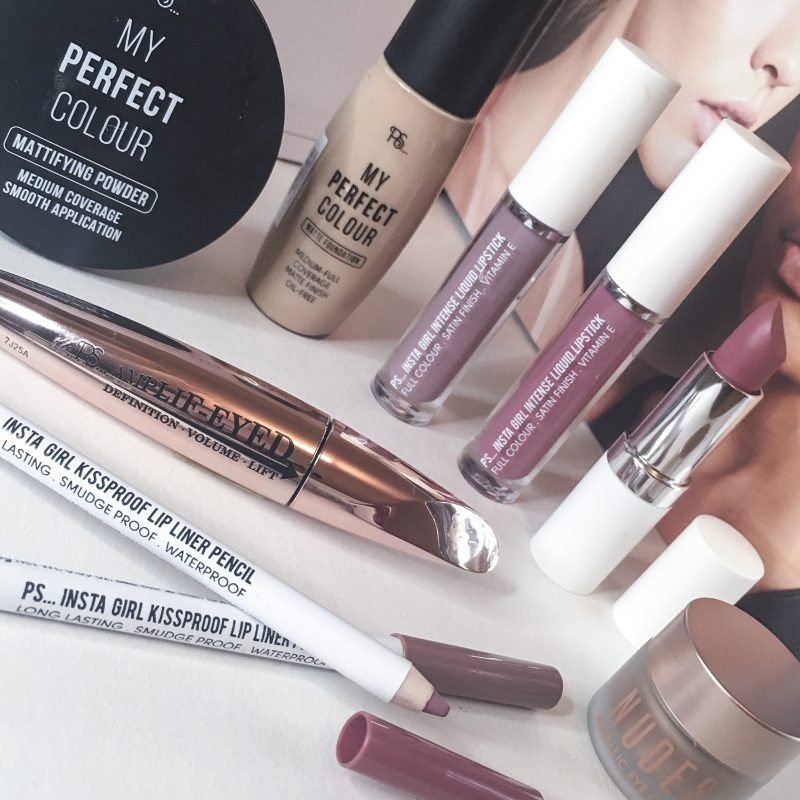 Beauty Products Primark